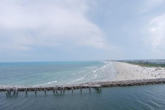 Port Canaveral Beach