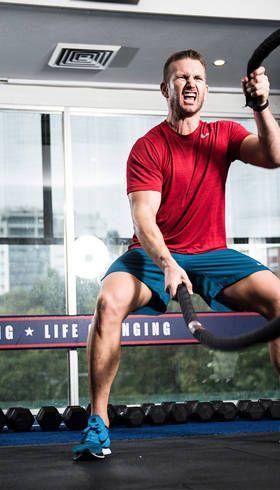 BLAST FAT WITH THE NEW CROSSFIT - The Creator of F45 Training Luke Istomin - Yahoo New Zealand