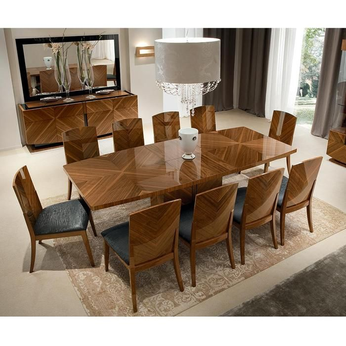 Opera 7 Piece Dining Set