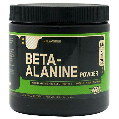 Optimum Nutrition Beta-alanine Unflavored