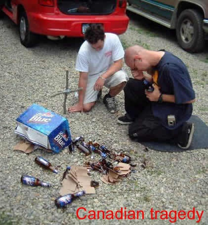 Real Canadian Tragedy