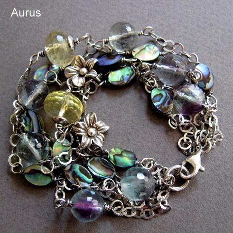 delikatna,efektowna,elegancka - Bransoletki - Biżuteria   by Aurus