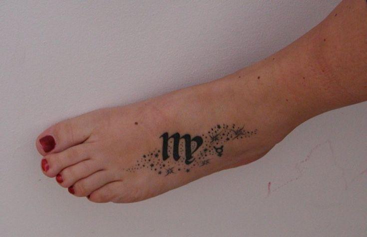 virgo tattoos | Virgo Tattoo Designs: