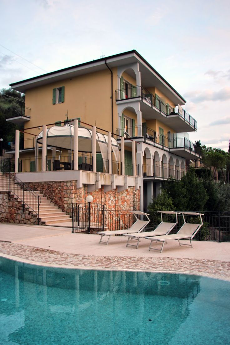 Gardasee, Torri del Benaco, Apartment mit Aussicht, Aibnb