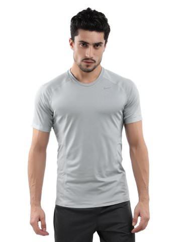 Nike Men Grey Speed T-shirt | Myntra via @myntra