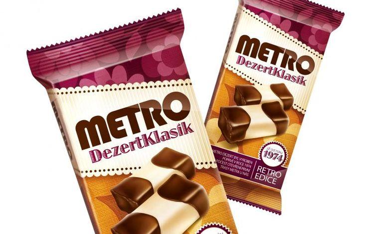 Metro - retro edice