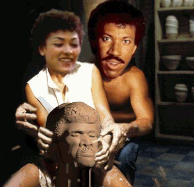 Lionel Richie says hello