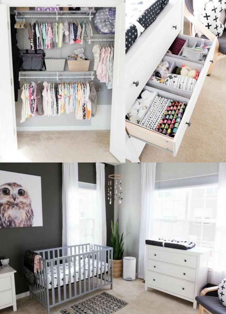 Baby Room Nursery Nursery Ideas Nursery Room Decor Nursery Room Organization Pinterest Baby Dresser Organization Ikea Nursery Nursery Dresser Organization