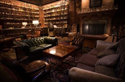 Searchfest 2015: Your Guide to Eating & Drinking in Portland ... Whiskey Library