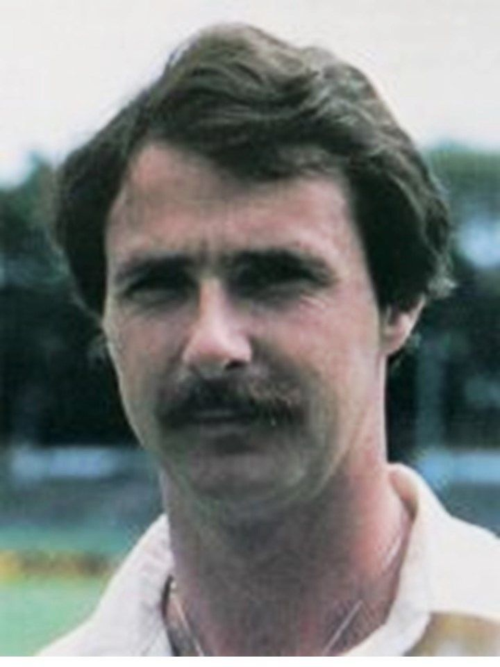 275-Graham Neil Yallop played 39 Tests from 1976 to 1984. He captained Australia during the tumultuous era of World Series Cricket in the late 1970s. He played his first and last Tests against the West Indies. In 1978, he made history as the first player to wear a full helmet in a Test match. He scored 2756 Test runs at 41.13 including 8 centuries.
