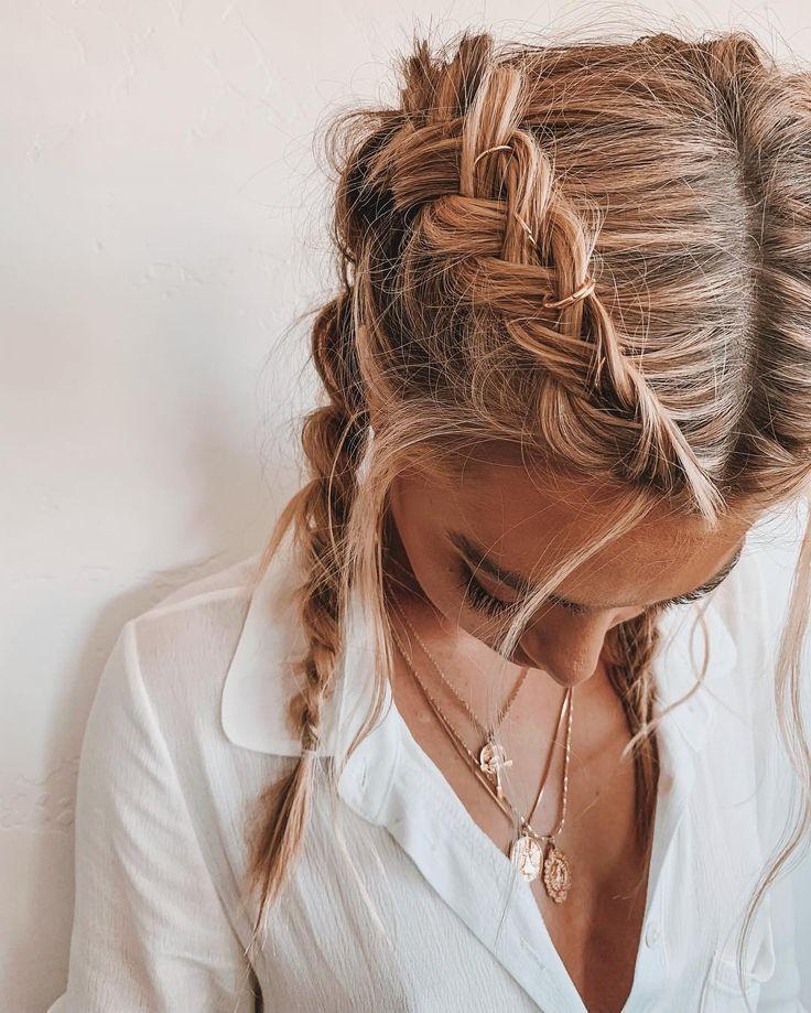 "25 + › ★ PRINCESSPOLLY.COM ★ auf Instagram: ""Goldene Details ✨ unser goldener Haarring"