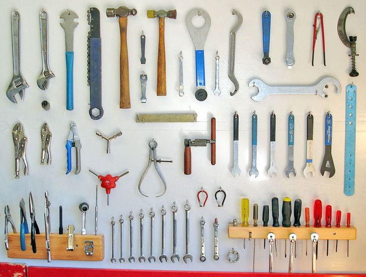 List Of Household Tools   Bicycle Repair and Maintenance