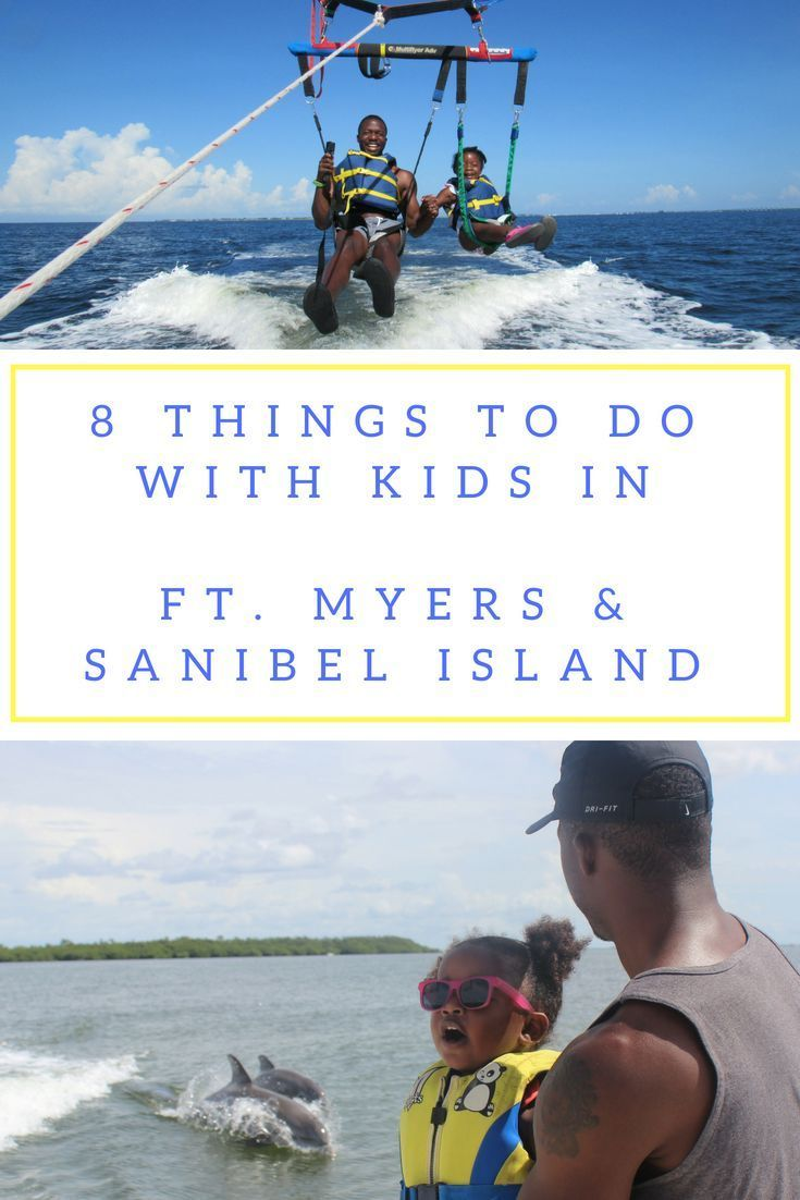 Things To Do In Fort Myers Sanibel Island With Kids Sanibel