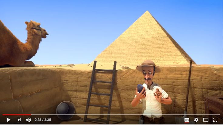 W poszukiwaniu inspiracji filmowych obejrzałam dziesiątki krótkich filmów animowanych na You Tube, które moim zdaniem z powodzeniem można wykorzystać w pracy z młodszymi uczniami. Jak pracować z fi…