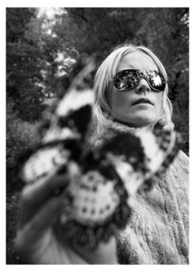 Karin Dreijer Andersson - Vocalista de Fever Ray / The Knife - www.vinuesavallasycercados.com