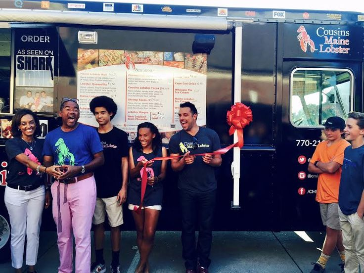 #MEFeature: From Shark Tank to Nation Wide Success! Get to Know Cousins Maine Lobster: America's Hottest Food Truck #CML