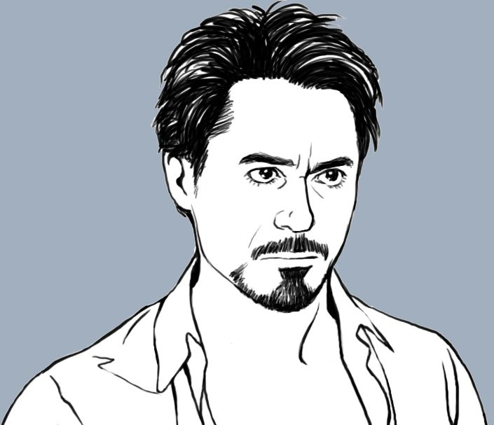 97 best tony stark images on pinterest iron man iron for Tony stark coloring pages