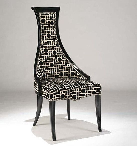 High back dining chairs google search sweetdelicious for Long back dining chairs