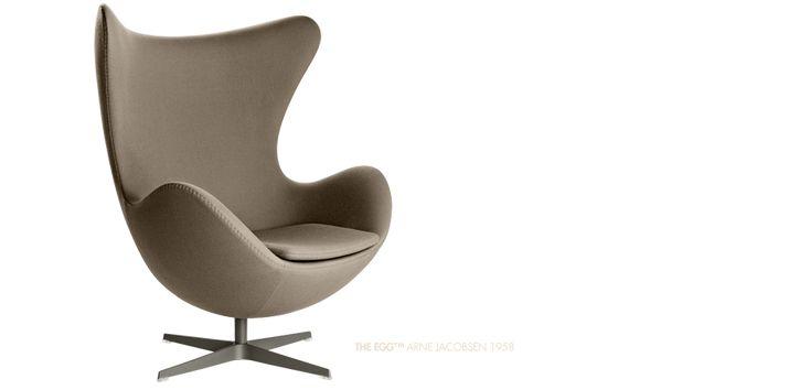 The Egg by Arne Jacobsen