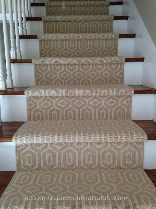 Best 25 Carpet For Stairs Ideas On Pinterest Carpet Runners For | Best Carpet For Basement Stairs | Patterned Carpet | Bob Vila | Carpet Runners | Staircase Runner | Hallway