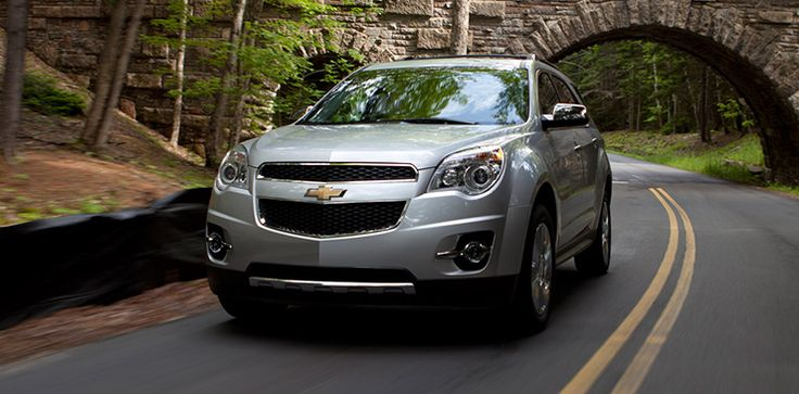 2014 Chevrolet Equinox | Exterior Photos | Chevrolet Canada