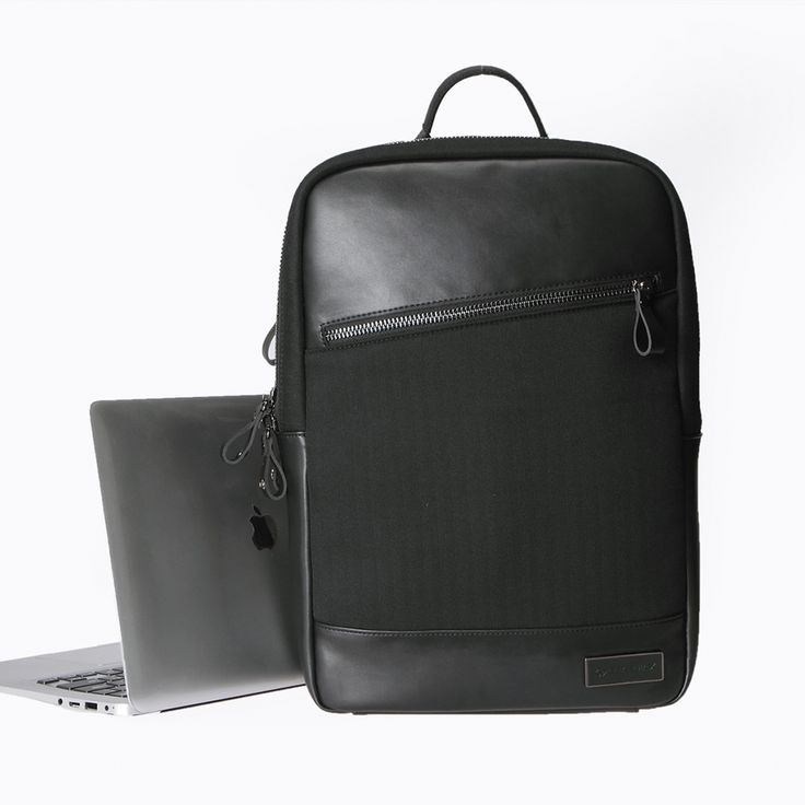 """Leather Laptop Backpack School Travel Bag For 14"""" 15.4"""" 15.5"""" 15.6"""" Notebook Bag for Macbook Lenovo HP ASUS Samsung Computer Price: USD 69.99 
