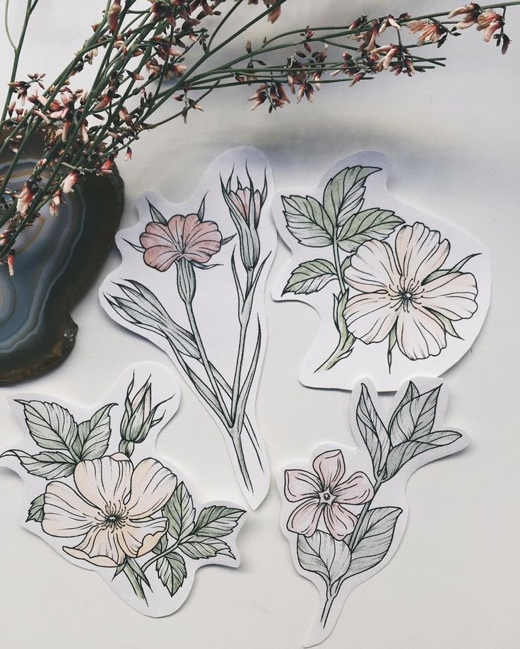 Мягкая пастель и пудра, весна и женственность. 🌸💌 catherinetattooart@gmail.com  #sashatattooingstudio...