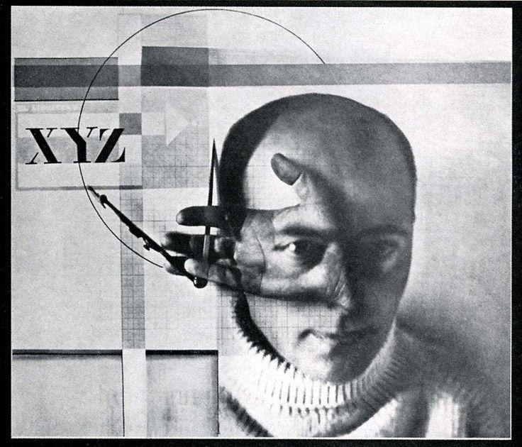 el-lissitzky-autoportrait