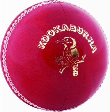 Kookaburra Pace Cricket Ball, (Red)