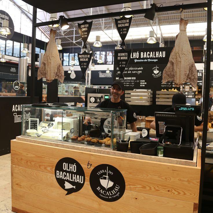 Que tal esta sugestão deliciosa! Pastéis de bacalhau, gosta?  Então visite o nosso espaço Olhó Bacalhau, no Time Out Market em Mercado da  Ribeira e aproveite para os provar ainda quentinhos.   #terradobacalhau #bacalhaudanoruega #tradiçãoportuguesa #pasteis #bolinhos #mercadodaribeira #timeoutmarket