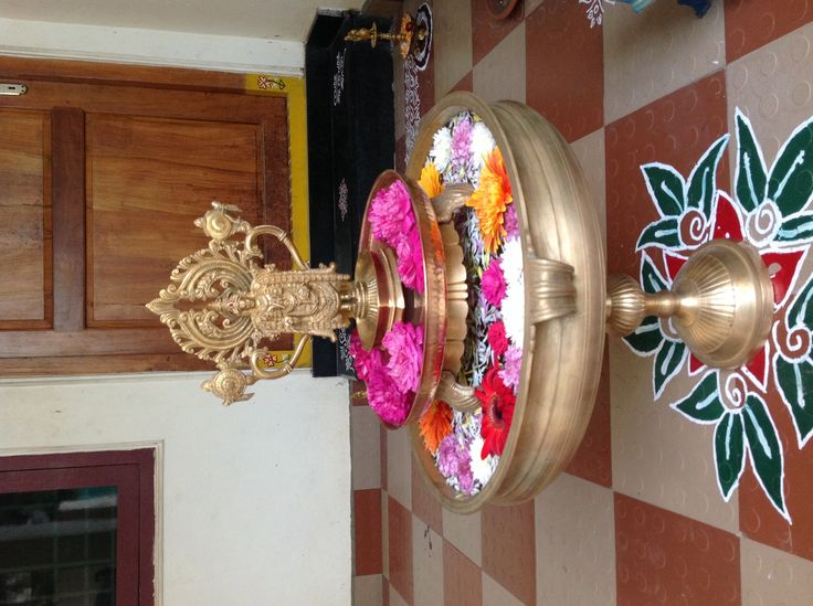 Sankranthi decoration - 2014
