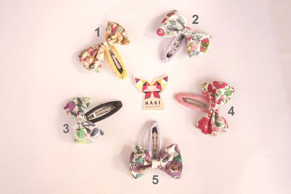 https://www.etsy.com/listing/192069849/mini-hair-bow-snap-clips-with-liberty-of