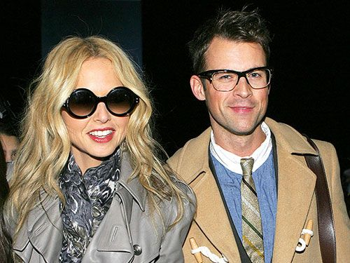 "Celeb stylist Rachel Zoe and her bow-tie clad assistant Brad Goreski have sadly decided to go their separate ways, effective Oct. 1. ""I love..."