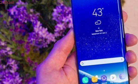 Microsoft vai vender por conta própria edição especial do Galaxy S8