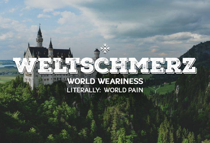 21 Wörter, mit denen du Ausländern zeigen kannst, wie schön die deutsche Sprache ist