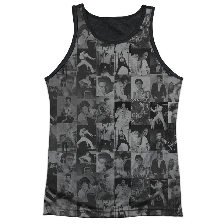 "Checkout our #LicensedGear products FREE SHIPPING + 10% OFF Coupon Code ""Official"" Elvis/tcb Crowd-adult Poly Tank Top T- Shirt - Elvis/tcb Crowd-adult Poly Tank Top T- Shirt - Price: $24.99. Buy now at https://officiallylicensedgear.com/elvis-tcb-crowd-adult-poly-tank-top-shirt-licensed"