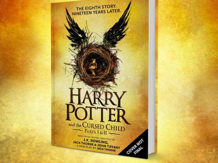 Překlad osmého dílu Harryho Pottera dorazí na pulty už za měsíc