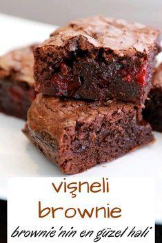 Vişneli Brownie #vişnelibrownie #meyvelitatlılar #nefisyemektarifleri #yemektarifleri #tarifsunum #lezzetlitarifler #lezzet #sunum #sunumönemlidir #tarif #yemek #food #yummy