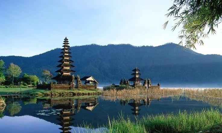 9. Bali - 15 plus #romantiques Destinations pour #votre lune de miel... → Love
