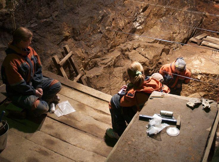 Scientists Find DNA Of Ancient Human Ancestors In Cave Floor Dirt : Shots - Health News : NPR