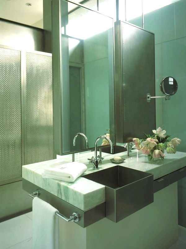 195 Best Images About Industrial Bathroom On Pinterest