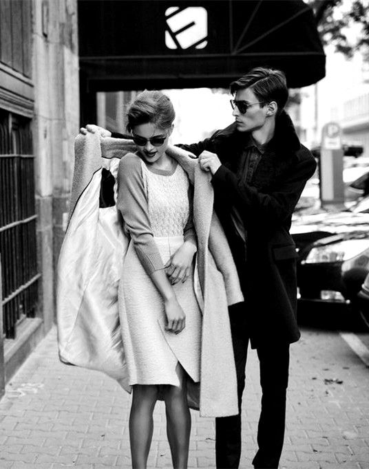 Because that's what a gentleman does…