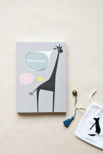 BABY JOURNAL - PLEASED TO MEET