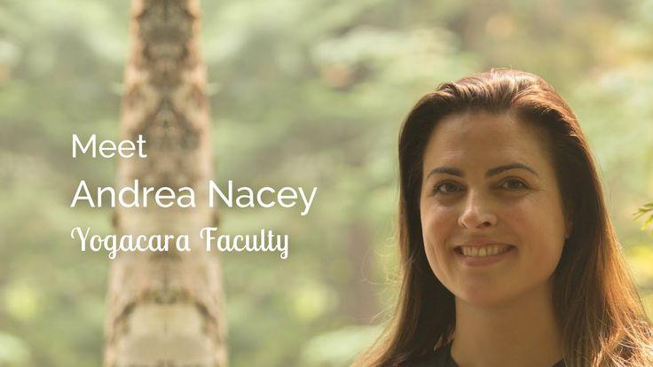 Yogacara GLOBAL    Meet Andrea Nacey