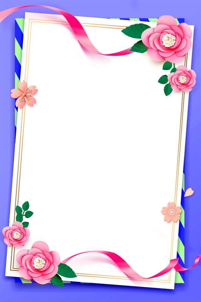 Background Flowers Flower Creative Spring Young Bahan Latar Belakang Bunga Bunga Kreatif Kreatif Spring Mudah Bunga Bunga C Bunga Kreatif Kartu Pernikahan