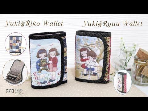Yuki&Ryuu Wallet_PINN SHOP - YouTube
