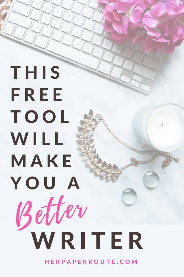 Bloggers, writers, entrepreneurs and anyone who ever types on a screen can benefit from this app. You may fancy yourself a spelling and grammar pro but I think you will be surprised at what this app catches! - Bloggiing tips -Writing tips - how to blog - freelance writer - work from home - sahm