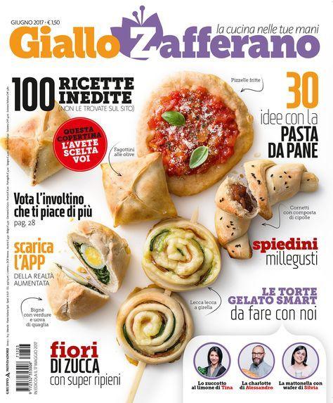 Il numero di Giugno della rivista di GialloZafferano!