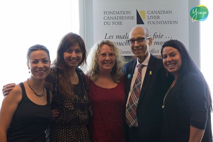 Thank you Canadian Liver Foundation
