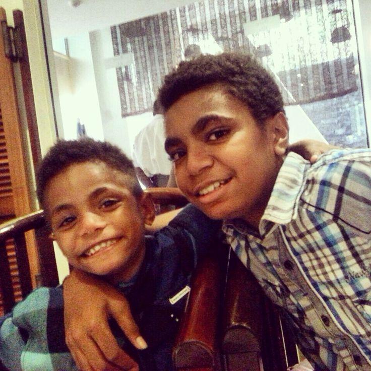 My nephews